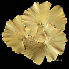 Michael Michaud Ginkgo Leaf Dish