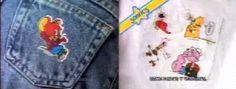 colección de 150 parches diferentes con personajes de Tom y Jerry, Popeye, Los Picapiedra y los Simpsons. Tenían como característica principal el brillar en la obscuridad, dichos ejemplares eran obtenidos al comprar 3 dulces de la marca más 20 centavos.