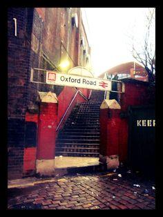 Oxford Road.