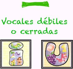9 Ideas De Carlitos Diptongo Hiato Silabas