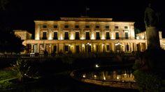 The Asian Museum of Art Corfu, Art Museum, Greece, Asian, Night, Travel, Greece Country, Viajes, Museum Of Art