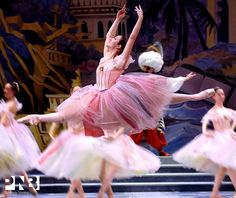 PNB principal dancer Carrie Imler in Stowell/Sendak Nutcracker. #PNB #ballet