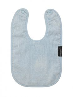 Baby Blue Standard Wonder Bib - Mum 2 Mum Suitable from yrs, super absorbent cotton toweling front with a water resistant nylon backing. Making Life Easier, Burp Cloths, Baby Blue, Birth, Range, Water, Cotton, Gripe Water, Cookers