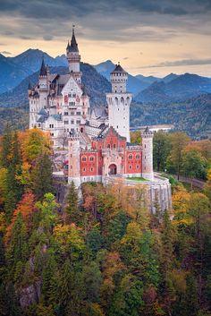 Neuschwanstein Castle. by Rudy Balasko on 500px