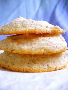 Cream Cheese Cookies (Gluten-Free, Soy-Free, Vegan)...interesting.
