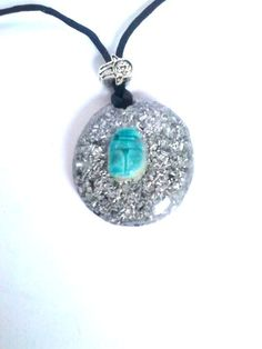The Deepest Need of a Personality Color Turquoise! by Sabrina on Etsy