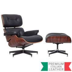 MILAN-DIRECT-Retro-Replica-Eames-Lounge-Chair-And-Ottoman-Italian-Leather-Black