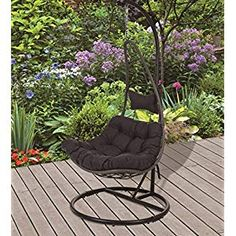 Super range of Hanging Egg Chairs & Cocoon Garden Swing Chairs That Are Unique & trendy That Provide comfoort And Ultimate Relaxation for outdoor/ indoor. Egg Swing Chair, Hanging Egg Chair, Swinging Chair, Outdoor Chairs, Indoor Outdoor, Outdoor Furniture, Outdoor Decor, Egg Shape, Ways To Relax