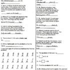 STUDENTS WILL SOLVE MULTIPLICATION AND DIVISION WORD PROBLEMS. STUDENTS WILL USE MULTIPLICATION IN A VARIETY OF WAYS TO SOLVE OTHER KINDS OF PROBLE...