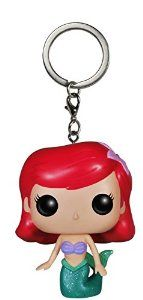 Amazon.com: Funko POP Keychain: Disney - Ariel Action Figure: Toys & Games