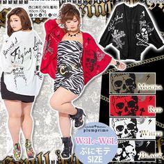 dreamv | Rakuten Global Market: Sexy GAL☆Skull flying squirrel print bolero
