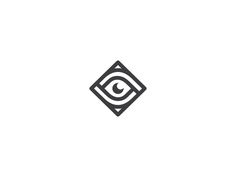 This is another example of an icon mark that can work with or without type. The medium width single line weight keeps the mark approachable and inviting.