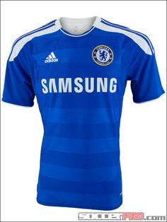The adidas Chelsea Home Jersey 2011-2012 is one for the true Chelsea fan...$67.99