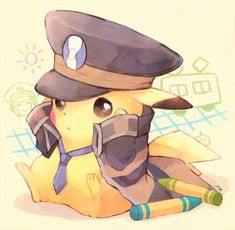Shared by Ene Hatsune. Find images and videos about anime, pokemon and pikachu on We Heart It - the app to get lost in what you love. Pikachu Pikachu, My Pokemon, Pokemon Cosplay, Manga, Original Pokemon, Kawaii Chibi, Kawaii Anime, Pokemon Pictures, Anime Art