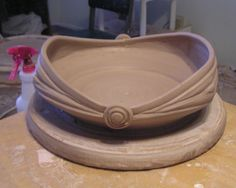 Fine Mess Pottery: I Wish I Had Gone to the Mark Johnson Workshop... [Thrown and Altered]
