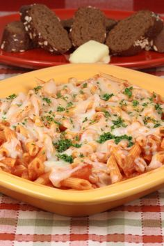 Best Vegan Entrée Recipes  Vegan style Baked Ziti with Roasted Vegetables – the comforting effect of baked pasta is brought out in this http://www.looplane.com/cuisine/entrees/best-vegan-entree-recipes/dish.