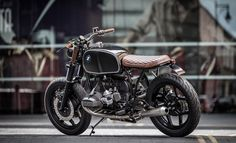 BMW '89 R1 by Sinroja Motorcycles