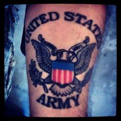 us army tatoo