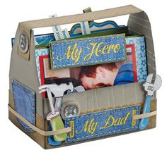 Free download - Father's Day Tool Box