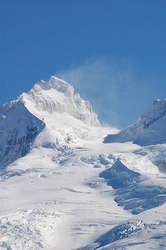 Cerro Tronador, Argentina in the Andes Mountain near Bariloche.