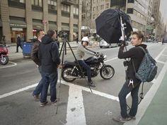 Chris Chrisman .Behind the scenes with David Karp