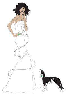 Fashion Illustration - by Sydney van Dyke - monstylepin #fashion #illustration #graphicdrawing #sydneyvandyke #sketch