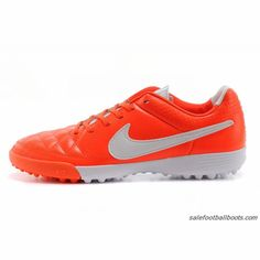 Nike Tiempo Legend V TF Orange White  62.55 3bf5f576cea85