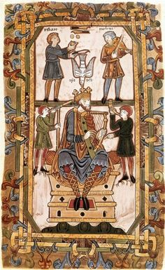 The Tiberius Psalter is The Tiberius Psalter is one of at least four surviving Gallican psalters produced at New Minster, Winchester in the years around the Norman conquest of England (1066)