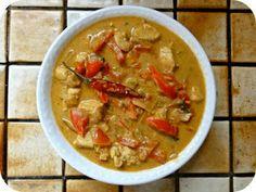 The Procrastobaker: Spicy Chicken Coconut Curry