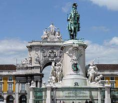 Praça do Comércio -  #Lisbon
