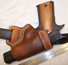 simple, functional -1911 holster