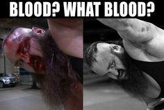 Wrestling Memes, Wwe Pay Per View, Braun Strowman, Balls, Joker, Fire, Fictional Characters, The Joker, Fantasy Characters