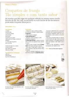Kitchen Reviews, Portuguese Recipes, Meat Recipes, Finger Foods, Nom Nom, Brunch, Food And Drink, Turkey, Healthy Eating