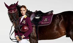 [Equestrian Fashion] Miasuki, fall-winter 2015/16