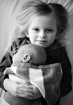 I have pics like this with my brother... so sweet