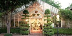 Conservatory Wedding St. Charles ~ i've always wanted to get married here!