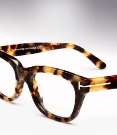 Tom Ford eyeglasses...elegantly mad men stylish...