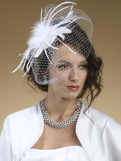 Just for giggles :-P And for the shock factor... could never wear one. (Serendipity Tiaras)