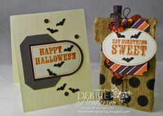 Stampin' Up! Paper Pumpkin September 2014. Debbie Henderson, Debbie's Designs.