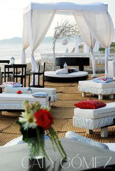 #Beachwedding with #style