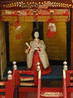 Hina Matsuri Doll- Court Attendant