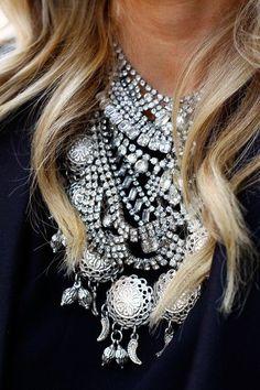 Statement necklaces: http://www.thefashionheels.com/statement-necklaces/