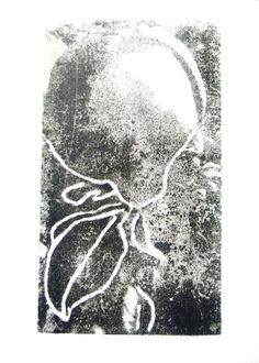 Expositie Spiegelbeeld | 9 januari t/m 13 februari 2016 | Kunstwerken van diverse jonge talentvolle grafici | Sarai de Haan - Magnolia | www.baxkunst.nl | #baxkunst #expo #art #graphicart #contemporaryart #dutchartist #localart #gallery #Sneek #Holland