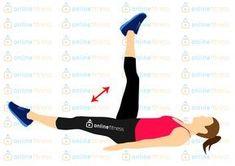 Skoncujte s pneumatikou kolem pasu hned teď! Nejefektivnější cviky! | Blog | Online Fitness - živé fitness lekce, cvičení doma pod vedením trenérů Body Fitness, Health Fitness, Gewichtsverlust Motivation, Sport, Workout Gear, Workout Programs, Abs, Challenges, Gardening