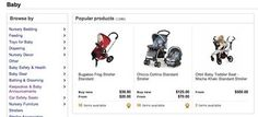 7 Spots to Find Secondhand Baby Gear Online : Tree hugger