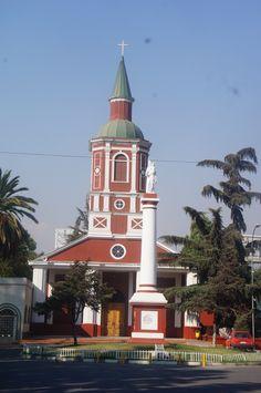 Capela do Liceo Salesiano Camilo Ortúzar Montt_Santiago_Chile