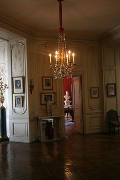 Third floor interior