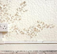 Catherine Bertola, If walls could talk.