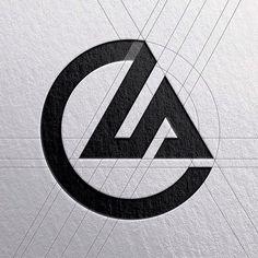 Great logo design - Typography - Great logo design, - - logo design - First Logo Great Logo Design, Inspiration Logo Design, Minimal Logo Design, Graphisches Design, Great Logos, Brand Design, Letter A Logo Design, Vector Design, Awesome Logos