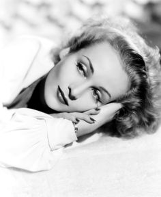 Carole Lombard I have been in her home in Ft Wayne all in pink and flowers  beautiful